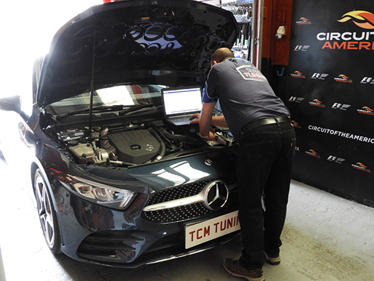 doing car tuning and ecu remapping in winchester